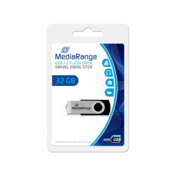 MediaRange USB Flash Drive, 32GB