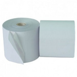 Rolo de Papel Termico 62.5x45mm Pack 10