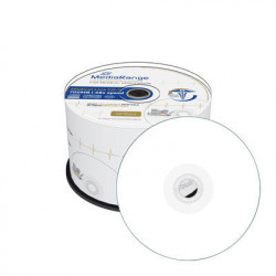 MediaRange Medical Line CD-R 700MB|80min 48x speed, inkjet fullsurface printable, Cake 50