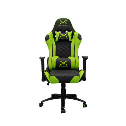 3GO TROUNPRO Silla Gaming Droxio Black/Green
