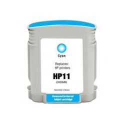 HP 11 Cartucho Cian Compatible C4836A