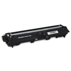 BROTHER TN241 TN242 negro toner compatible TN-241 TN-242