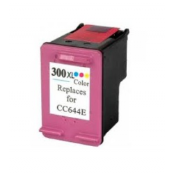 HP 300XL Color Cartucho Compatible - CC644EE