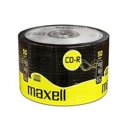 CD-R Maxell 52x 700MB/80M SH, 50 Pack