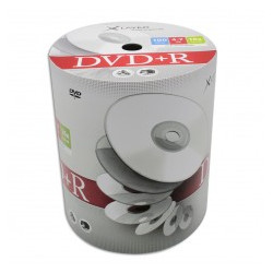 DVD+R Xlayer 4.7GB|120min16x Pack 100