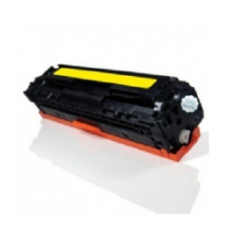 TONER COMPATIBLE HP CE322A Yellow- 128A