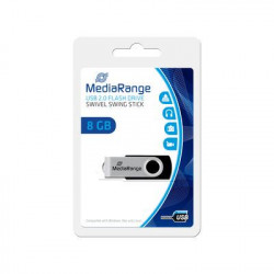 MediaRange USB Flash Drive, 8GB